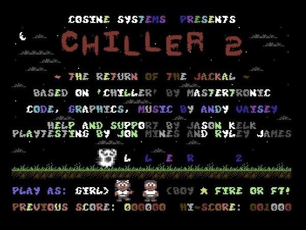 Chiller 2