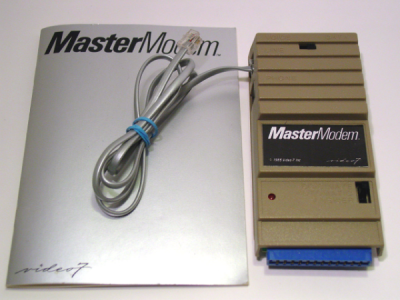 MasterModem 300 Baud