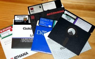 Good 'ol Floppy Disks